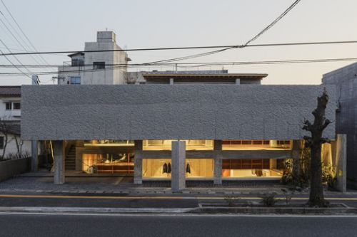Oharasando Building / Toru Shimokawa Architects