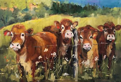 The Cows Are Coming Home