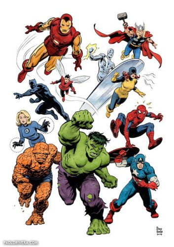 Marvel: The Silver Age 1960-1970