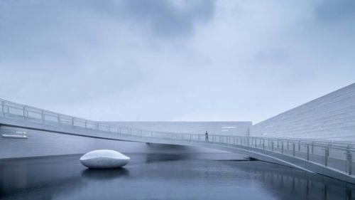 Waterfront Art Gallery / Lacime Architects