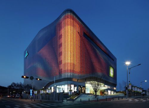 What are Kinetic Facades in Architecture?