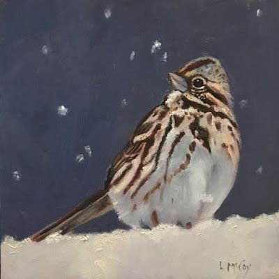 Chocolate Chirp, Song Sparrow