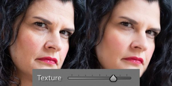 Adobe Adds 'Texture' Control Slider to Lightroom and Camera Raw