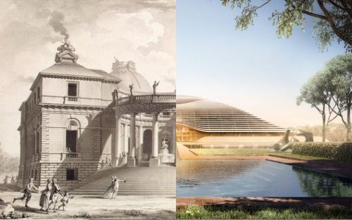 From Romantic Ruins to the Ultra-Real: A History of the Architectural Render