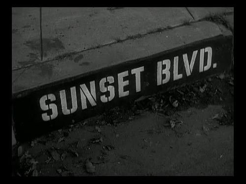 A Movie You Might Have Missed 33 - Sunset Blvd