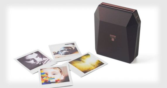 Fujifilm's New Instax Share SP-3 Is Its First Square-Format Photo Printer