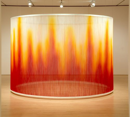 Fire and Rain: Two Works by Teresita Fernández