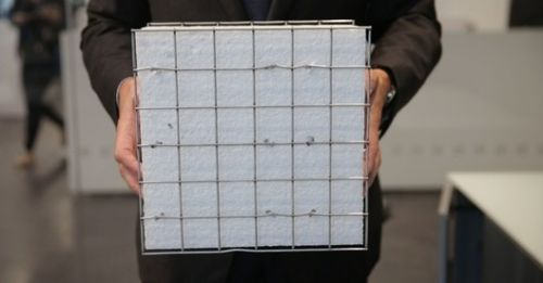 New 3D Cementitious Panel Designed to Protect Homes Against Natural Disasters