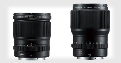 Fuji Reveals 2 New Medium Format Lenses and Updated Lens Roadmap