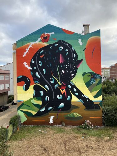 """""""RESILIENCE"""" by Sabek in Galicia, Spain"""