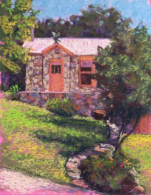 The Painter's Cabin