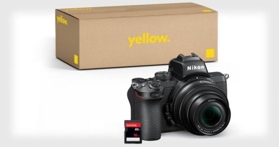 Nikon Launches Yellow: Try the Nikon Z 50 for Free for 30 Days