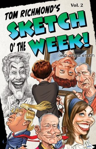 Sketch o'the Week, Vol 2!