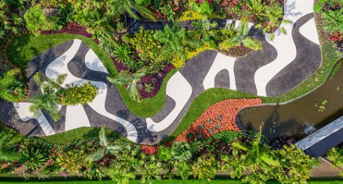 The New York Botanical Garden Opens Expansive Show on Roberto Burle Marx