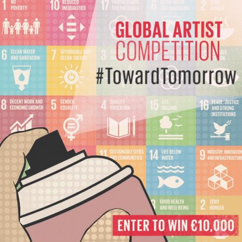TOward 2030 Online Art Competition