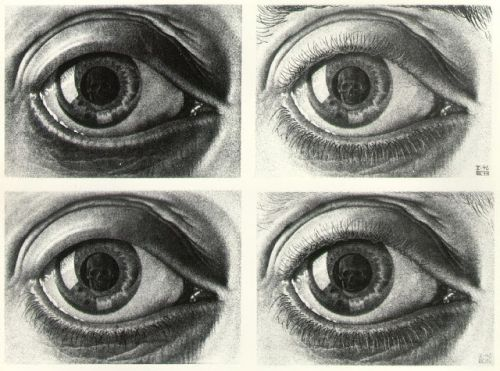 Escher, Born on this day in 1898