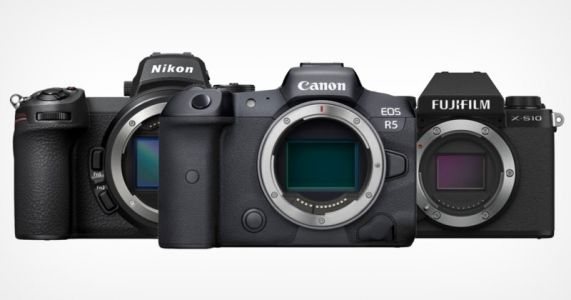 Canon R5 Nabs Top-Selling Camera of December, Nikon Z7 II in Second Place