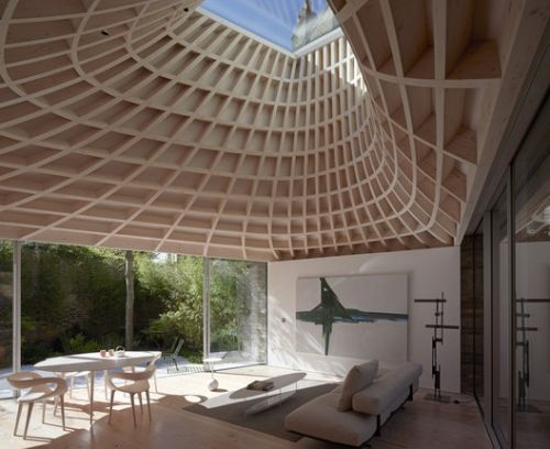 House in a Garden / Gianni Botsford Architects