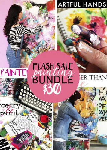 Painting bundle FLASH SALE!