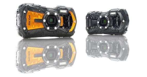 Ricoh Unveils 'Ultra-Rugged' WG-70 Compact Camera