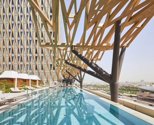 Four Seasons Hotel Kuwait / Gensler