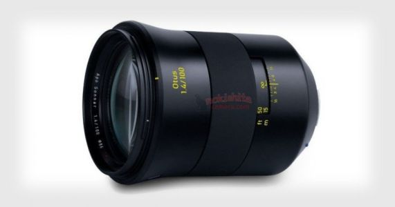 Zeiss Otus 100mm f/1.4 Photos Leak