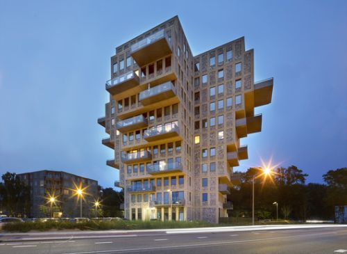 Belvedere Tower / René van Zuuk Architects