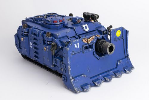 Showcase: Ultramarines Vindicator