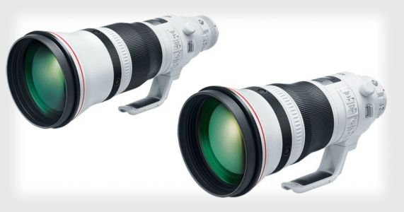 Canon's New 400mm f/2.8L IS III and 600mm f/4L IS III Are 20%+ Lighter