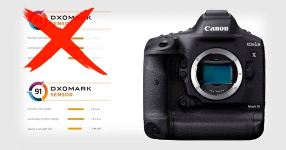 DXOMark Admits They Screwed Up Their Canon 1D X Mark III Review