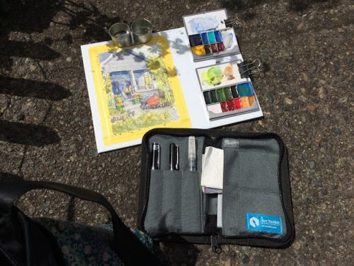 Reducing Your Sketching Gear