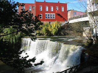 Chagrin Falls Sketch Crawl