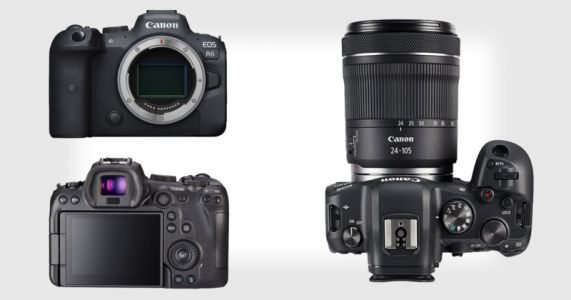 Canon EOS R6 Photos Leaked: Joystick, Normal Mode Dial, No Touch Bar