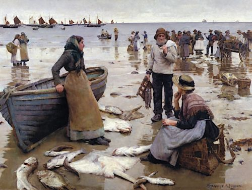Stanhope Forbes: Cornwall Scenes