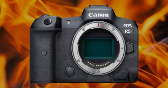 The Canon EOS R5 May Be Plagued by Overheating Issues in Both 8K and 4K Modes