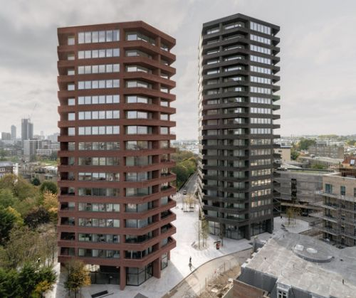 Hoxton Press Buildings / David Chipperfield Architects