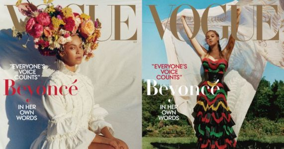 These Are the First Vogue Cover Photos Shot by a Black Photographer