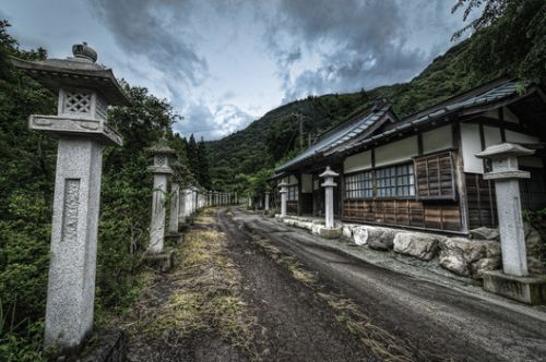 Japan is Selling Dilapidated Homes for Extremely Low Prices to Alleviate its Housing Crisis