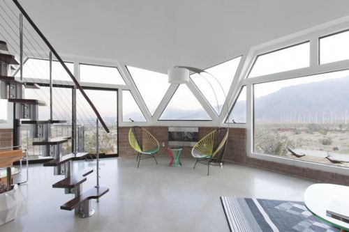 Palm Springs Dome House / Pavlina Williams