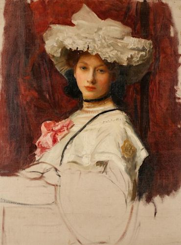 George Spencer Watson: Portraits and Nudes
