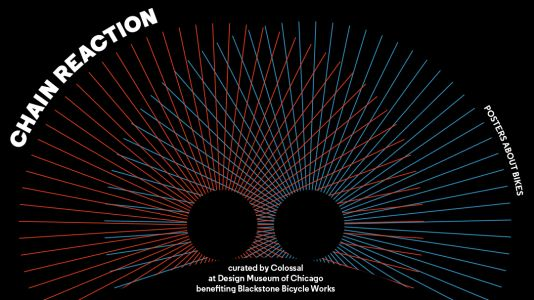 Chain Reaction: An International Print and Illustration Show of Bicycle-Inspired Art