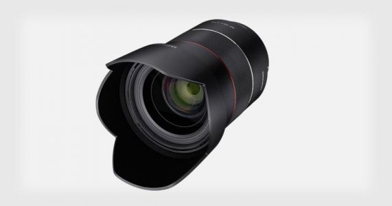Samyang Unveils a 35mm f/1.4 FE AF Lens for Sony Full Frame Mirrorless