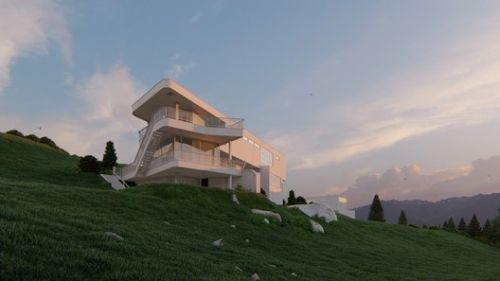 Lumion 9: Rendering Living Environments for Real Beauty
