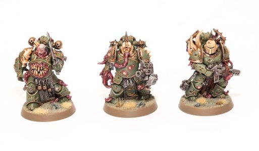 Showcase: Death Guard Plague Marines