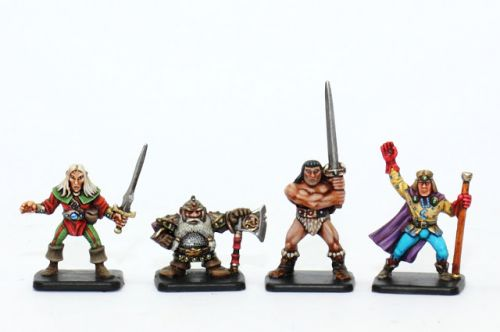 Showcase: Heroquest Heroes