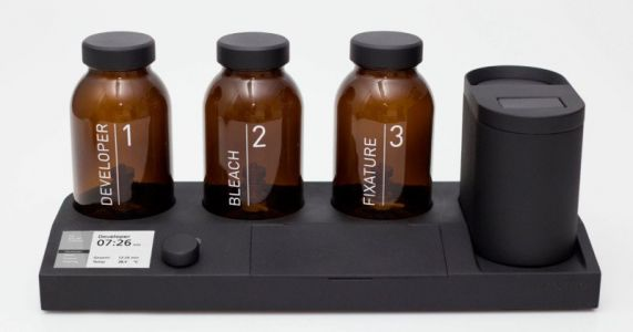 Kanton DX35 is a Concept Machine for Easy At-Home Film Processing