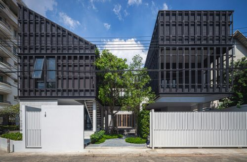 11 II House and Office / Beautbureau