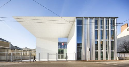 Limoges Courthouse / ANMA