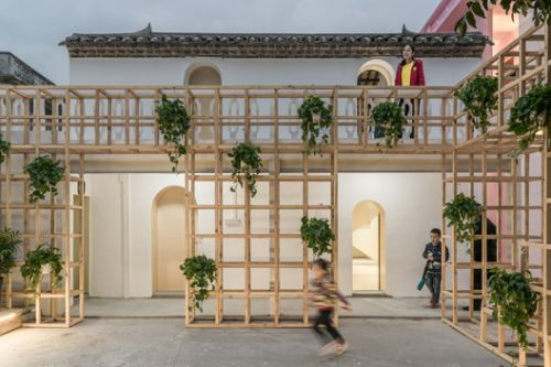 Village as Kitchen of UABB / ZHOU Wei + ZHANG Bin / Atelier Z+