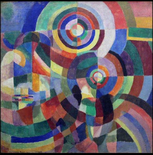 Sonia Delaunay, Russian-French-Jewish woman artist, born on November 14, 1885